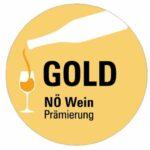 Auszeichnung NÖ Wein GOLD